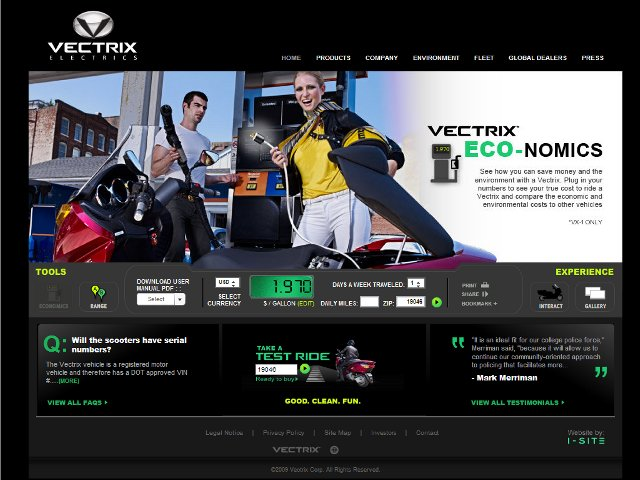 Vectrix Tools